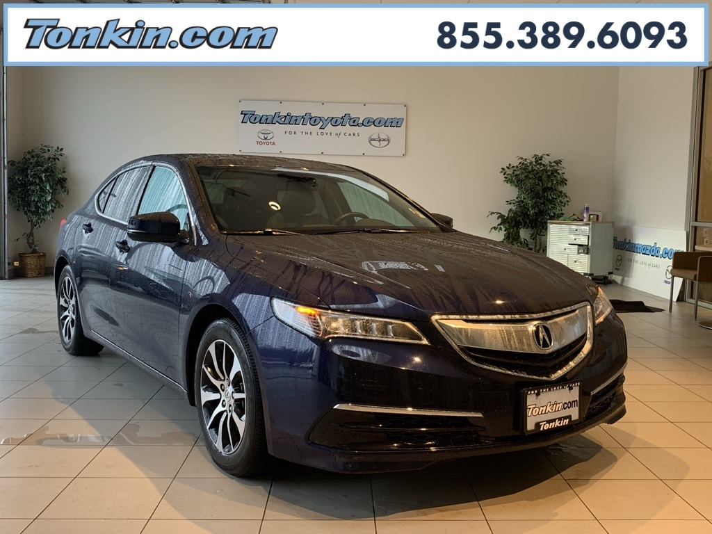 Pre Owned 2016 Acura Tlx 2 4l 4d Sedan In Portland Pt11324 Ron