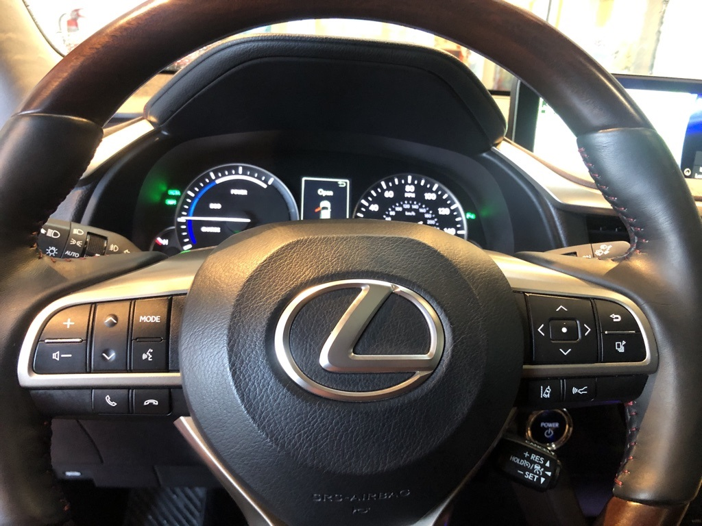 Pre-Owned 2016 Lexus RX 450h