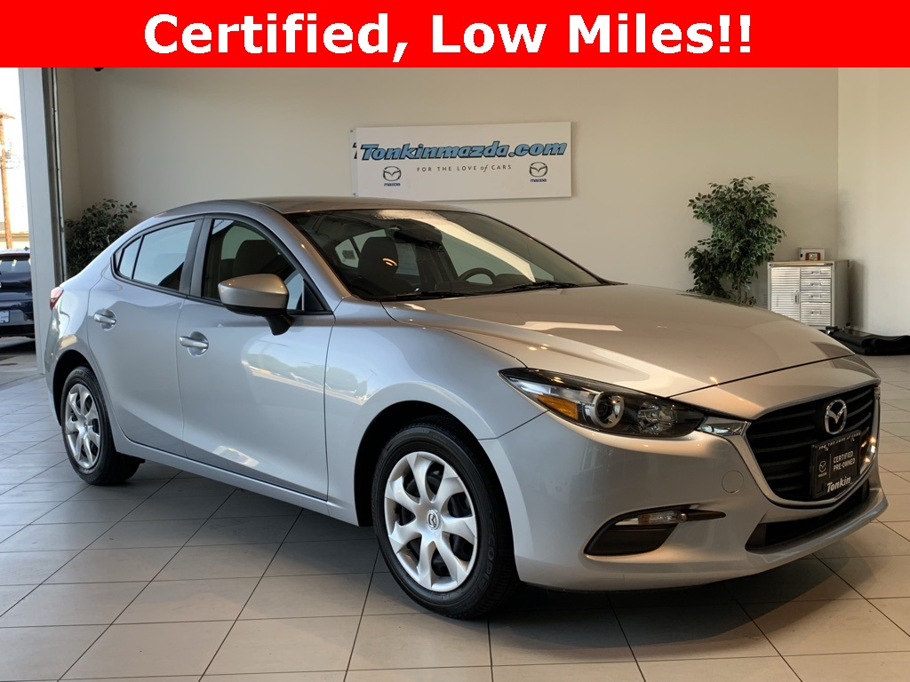 Pre Owned 2017 Mazda3 Sport Base