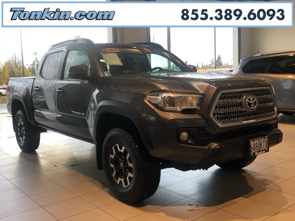 Certified Pre-Owned 2016 Toyota Tacoma TRO