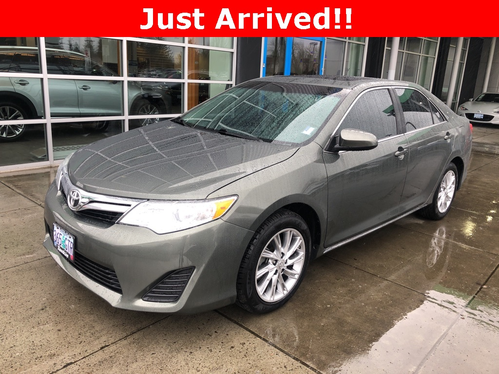 Pre Owned 2013 Toyota Camry 4d Sedan In Portland Pm07788a Ron