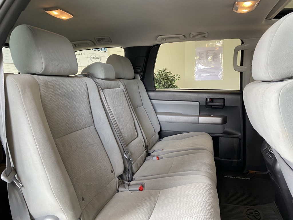 Certified Pre-Owned 2017 Toyota Sequoia SR5