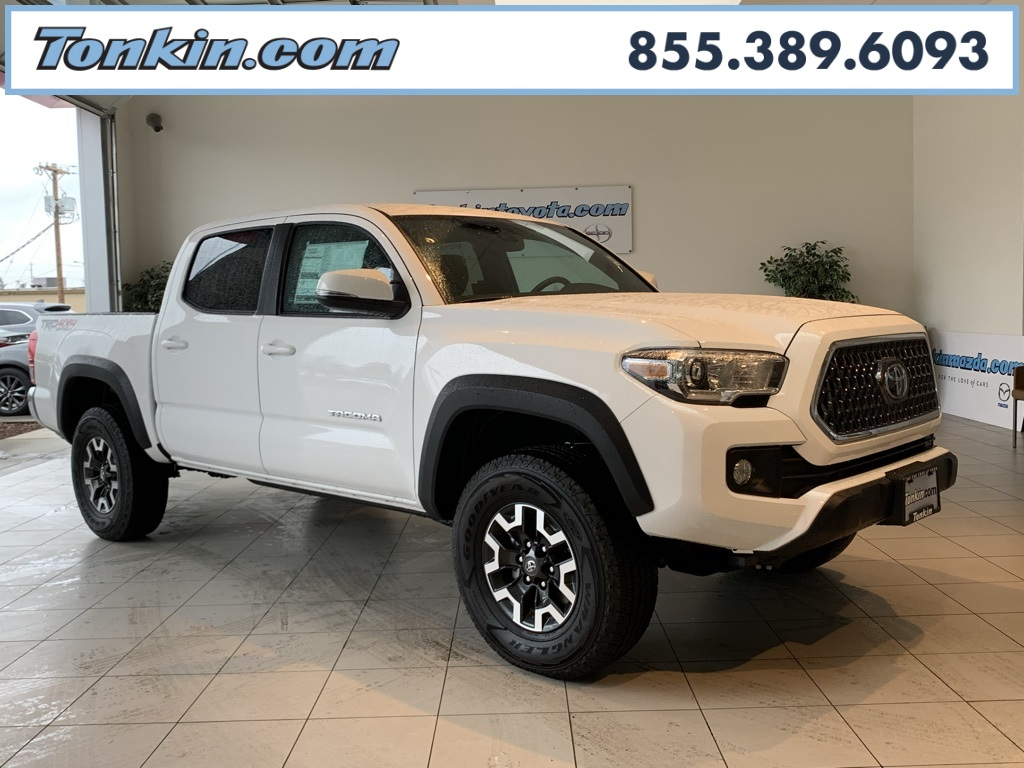 New 2019 Toyota Tacoma Trd Offroad 4d Double Cab In Portland