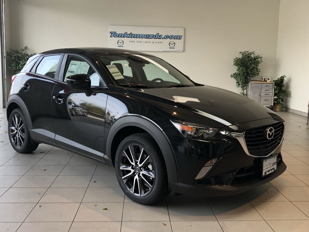 Pre Owned 2018 Mazda Cx 3 Touring