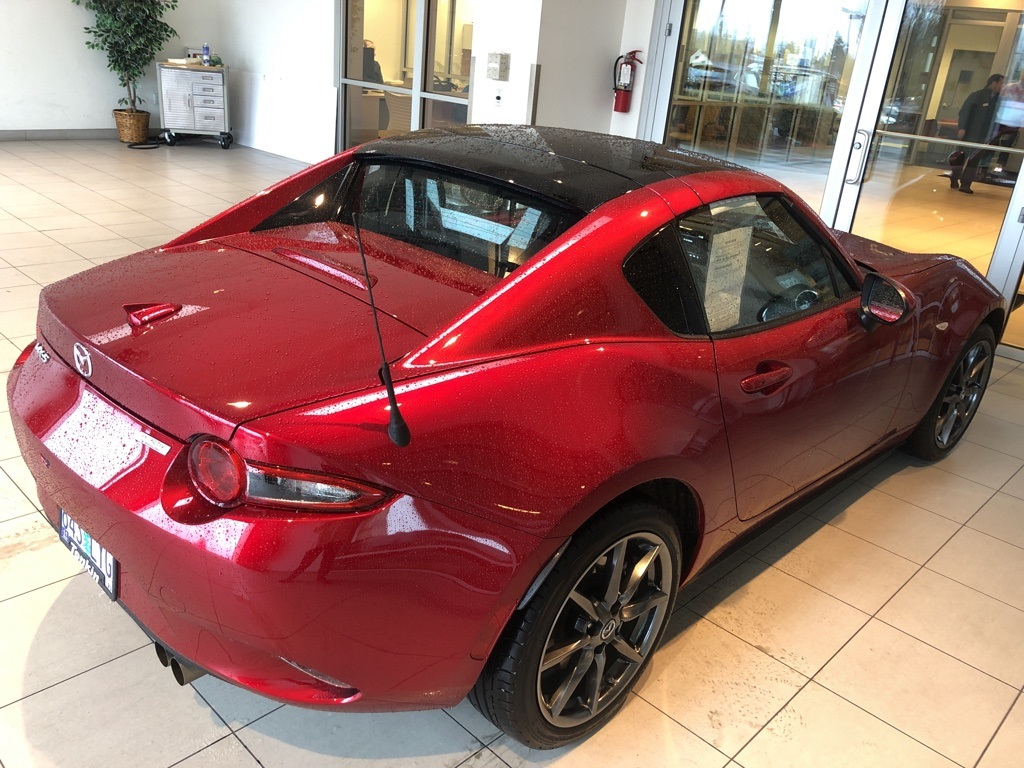 Pre-Owned 2019 Mazda Miata RF Grand Touring
