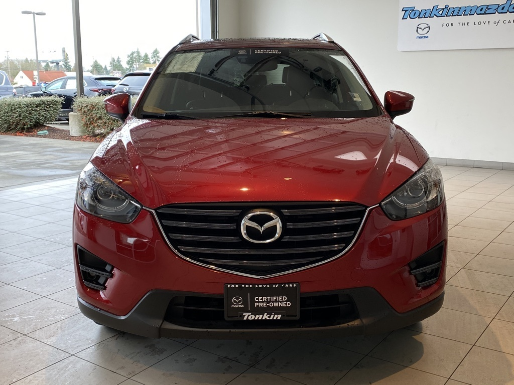 Pre-Owned 2016 Mazda CX-5 Grand Touring w/Technology Package!