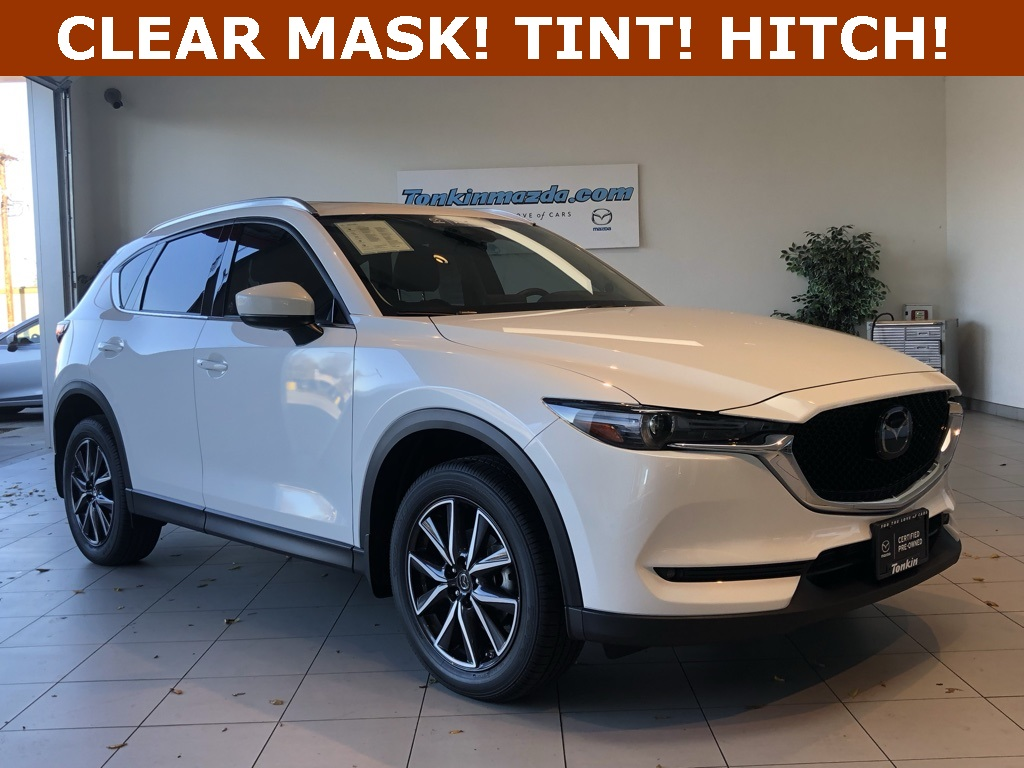 Pre-Owned 2018 Mazda CX-5 Grand Touring Premium Package