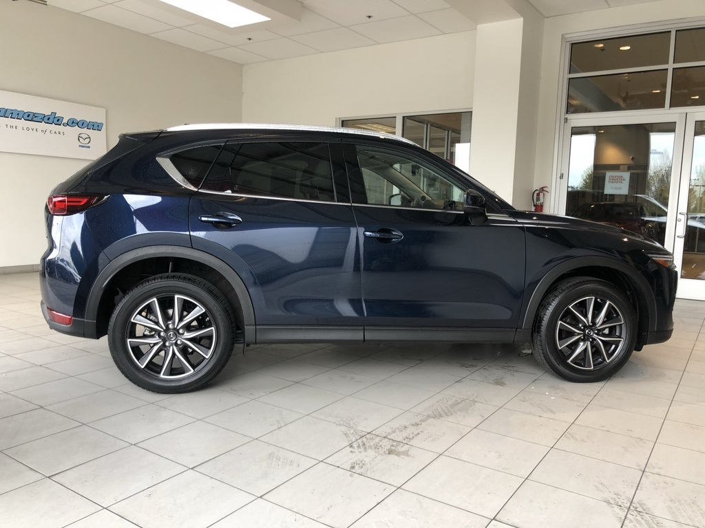 Pre-Owned 2018 Mazda CX-5 Grand Touring Premium Package!!!