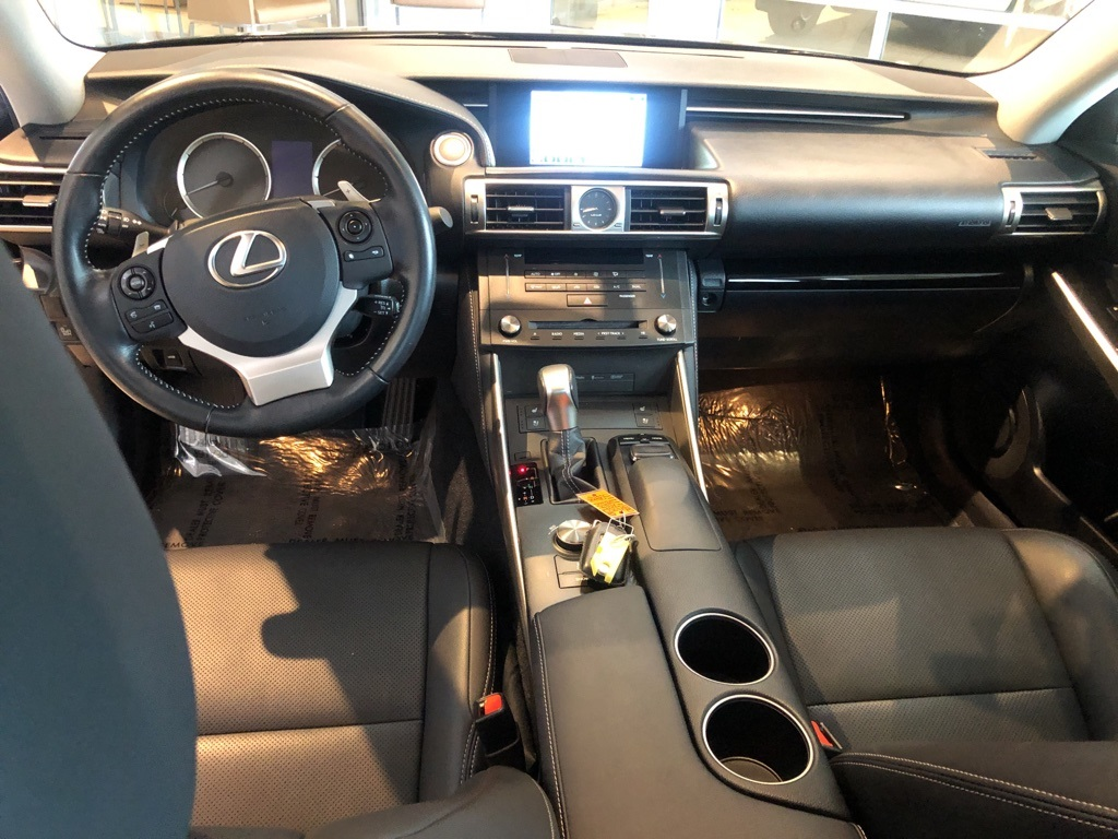 Pre-Owned 2016 Lexus IS 200t