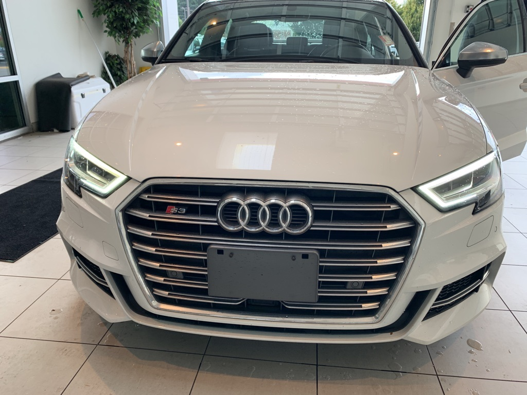 Pre-Owned 2017 Audi S3 2.0T Premium Plus