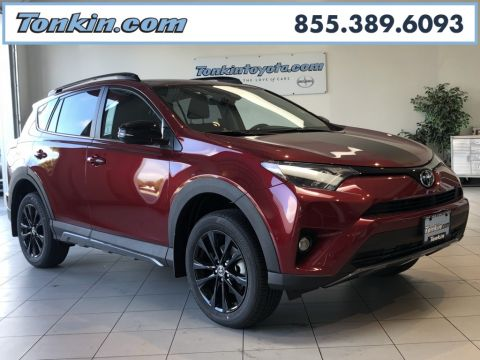 New 2018 Toyota RAV4 Adventure