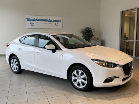 Pre-Owned 2018 Mazda3 Sport Base