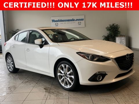 Pre-Owned 2016 Mazda3 s Grand Touring