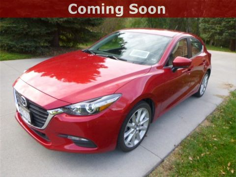 Pre-Owned 2017 Mazda3 Touring Base