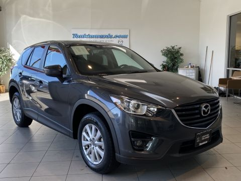 Pre-Owned 2016 Mazda CX-5 Touring BOSE!!! Moonroof!!! Heated Seats!!! Backup Camera!